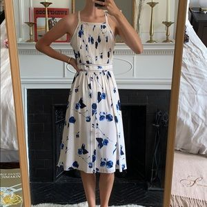 NWT Club Monaco silk dress